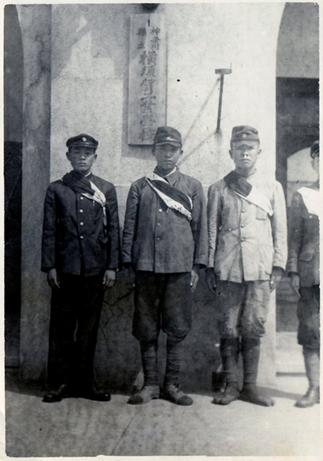 軍隊への志願者